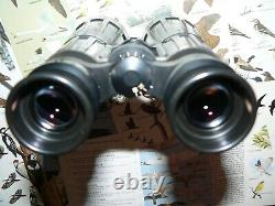 CARL ZEISS DIALYT 8 x 56B GA T ROOF PRISM BINOCULARS -SUPERB EXAMPLE WITH CASE