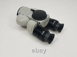 Carl Zeiss 0-180 degree Inclinable Binoculars (new style) 10x Magnetic Eyepiece