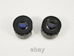 Carl Zeiss 12,5x Eyepieces (Pair) for f-170 Binoculars on OPMI Surg Microscope
