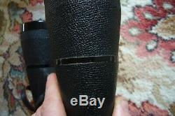 Carl Zeiss 15 x 60 Binoculars with period English leather case