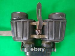 Carl Zeiss 7x40 DF Military specification binoculars and accessory package