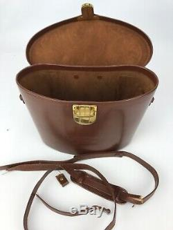 Carl Zeiss 8 X 50 Binoculars in Leather Case With Original Box with Instructions