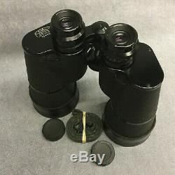 Carl Zeiss Binocular. 15x60. Cased. 1960-64 collectible. STUNNING condition