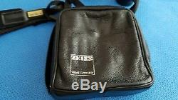 Carl Zeiss Binoculars 8x30B Case and Strap Made in West Germany