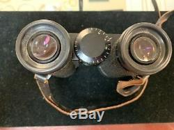 Carl Zeiss Binoculars Dialyt 8x30B Case and Strap Made in Germany