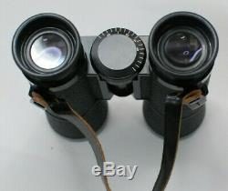 Carl Zeiss Dialyt 10x40 b Binoculars with Leather Case, Instructions & Cloth