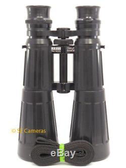 Carl Zeiss Dialyt 8x56 B T P Multi Coated Binoculars Excellent Condition
