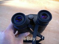 Carl Zeiss Jena binoculars 8x32 great worked condition. No carry case. Germany