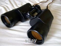 Carl Zeiss Jenoptem 10 x 50 Multi Coated Binoculars, Hardly Used, Mint Condition