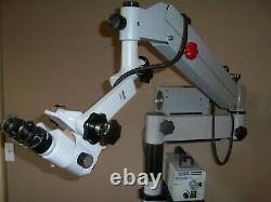 Carl Zeiss OPMI 1 Surgical Microscope System Superlux 175 Light Source Free Ship