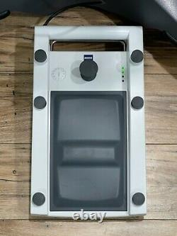 Carl Zeiss OPMI Lumera Surgical Ophthalmic Microscope on S7 Rolling Stand