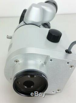 Carl Zeiss Opmi Zoom 12.5x 0-180 degree Inclinable Binoculars with Head f170