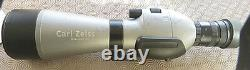 Carl Zeiss Victory DiaScope 85 T FL and 20x-60x Diascope VarioOcular Eyepiece