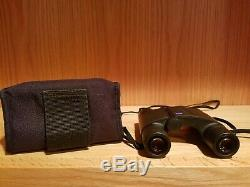 Excellent Carl Zeiss 10x25 B T Victory Design Compact Binoculars With Case