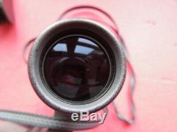 RARE Carl ZEISS POCKET 10 X 25B TP excellent OPTIC & great SHAPE GERMANY