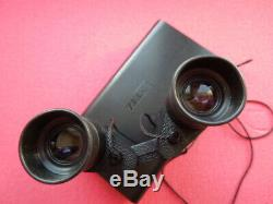 Vintage RARE Carl ZEISS POCKET 8 X 20B excellent OPTIC & NEW SHAPE! GERMANY