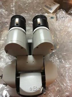 ZEISS OPMI SURGICAL MICROSCOPE 0-180 BINOCULARS f=170 T with 10.5 x eyepieces